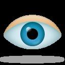 کد چشم های متحرک برای دلخوشی!